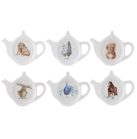Wrendale Designs Teabag Tidy