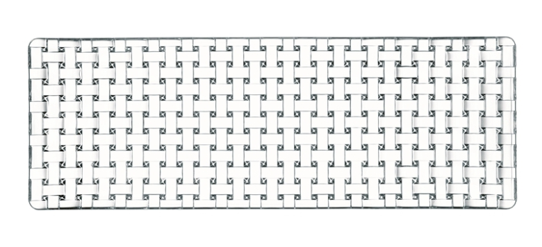 Bossa Nova Rektangulär Tallrik 42cm