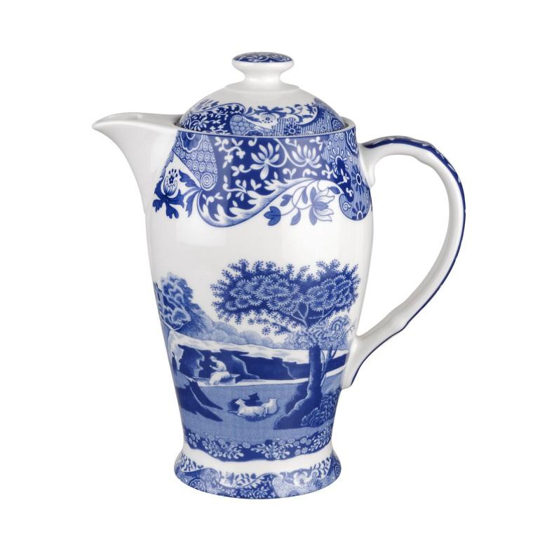 Blue Italian 200th Anniversary Hot Beverage Pot