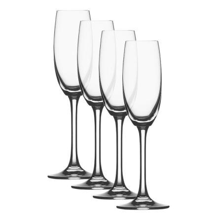Festival Champagneglas 4-pack