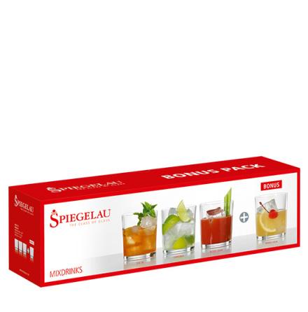 Mixdrinks Glas 4-pack