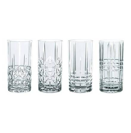 Highland Longdrinkglas 4-pack