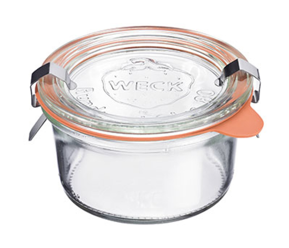 Weck konserveringsburk 6-pack