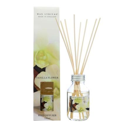 Fragranced Reed Diffuser Vanilla Flower Doftstickor