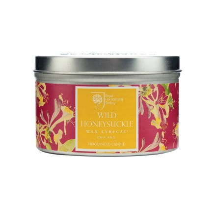 Fragranced Candle Tin Wild Honeysuckle Doftljus