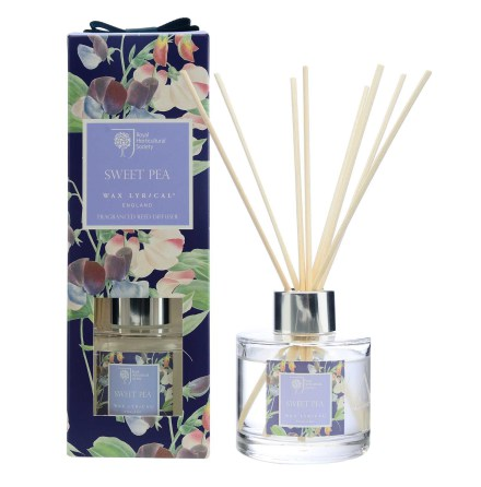 Fragranced Reed Diffuser Sweet Pea Doftstickor