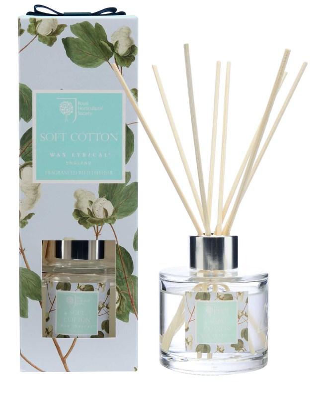 Fragranced Reed Diffuser Soft Cotton Doftstickor