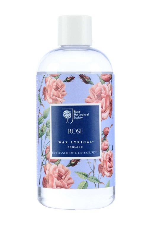 Fragranced Reed Diffuser Refill Rose