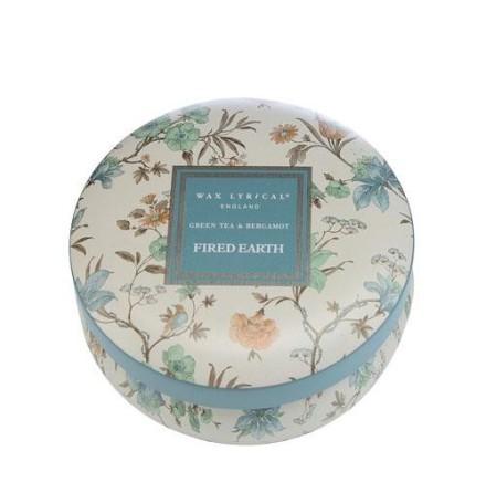Fragranced Candle Tin Green Tea & Bergamot Doftljus