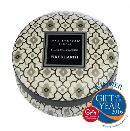 Fragranced Candle Tin Black Tea & Jasmine Doftljus