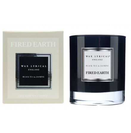 Fragranced Candle Jar Black Tea & Jasmine Doftljus