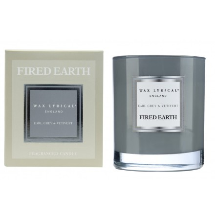 Fragranced Candle Jar Earl Grey & Vetivert Doftljus