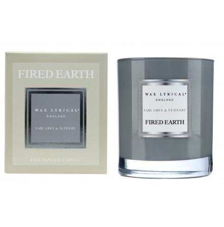 Fragranced Candle Jar Earl Grey & Vetivert Doftljus