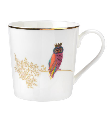 Sara Miller Piccadilly Opulent Owl 34cl