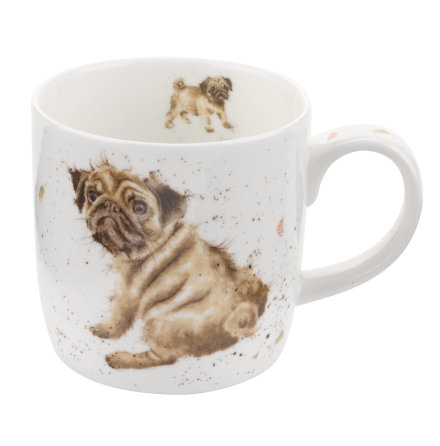 FBC Mugs Pug Love