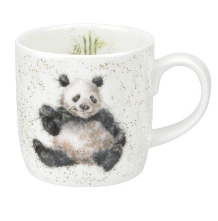 Wrendale Designs Bamboozled (Panda) Mugg 31cl