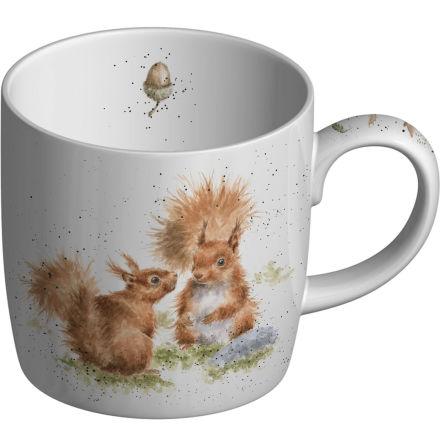 Wrendale Designs Between Friends (Squirrel) Mugg 31cl
