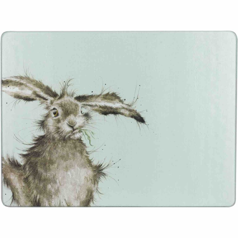 Wrendale Design Worktop Saver Hare