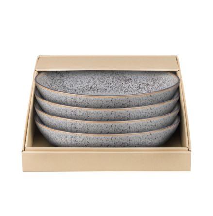 Studio Grey Pastatallrik 4 stycken