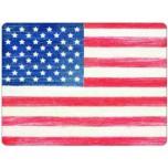 American Flag Glasunderlägg 6-pack