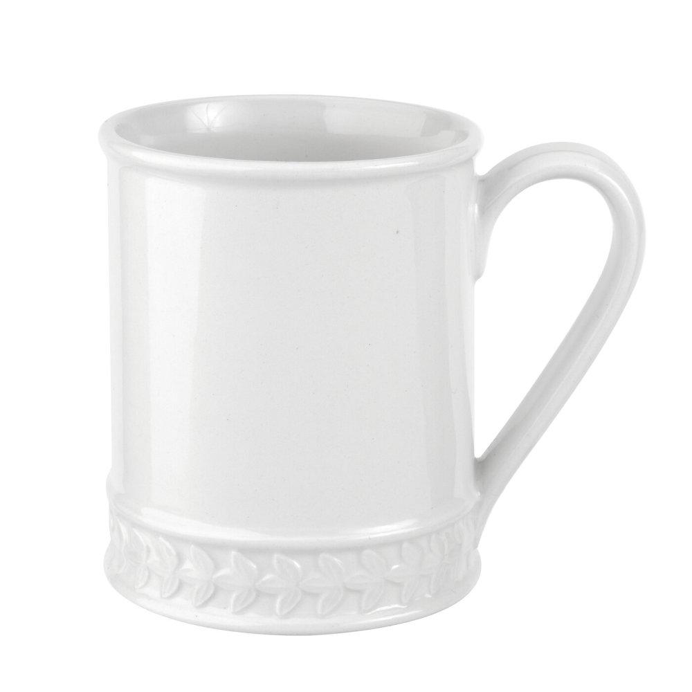 Botanic Garden Harmony Tankard Mugg 0,34L White