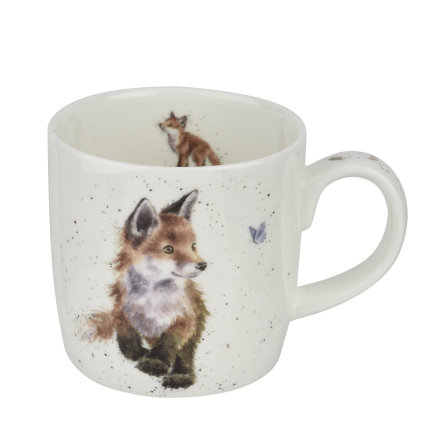FBC Mugs Born to be Wild Fox 0.31L