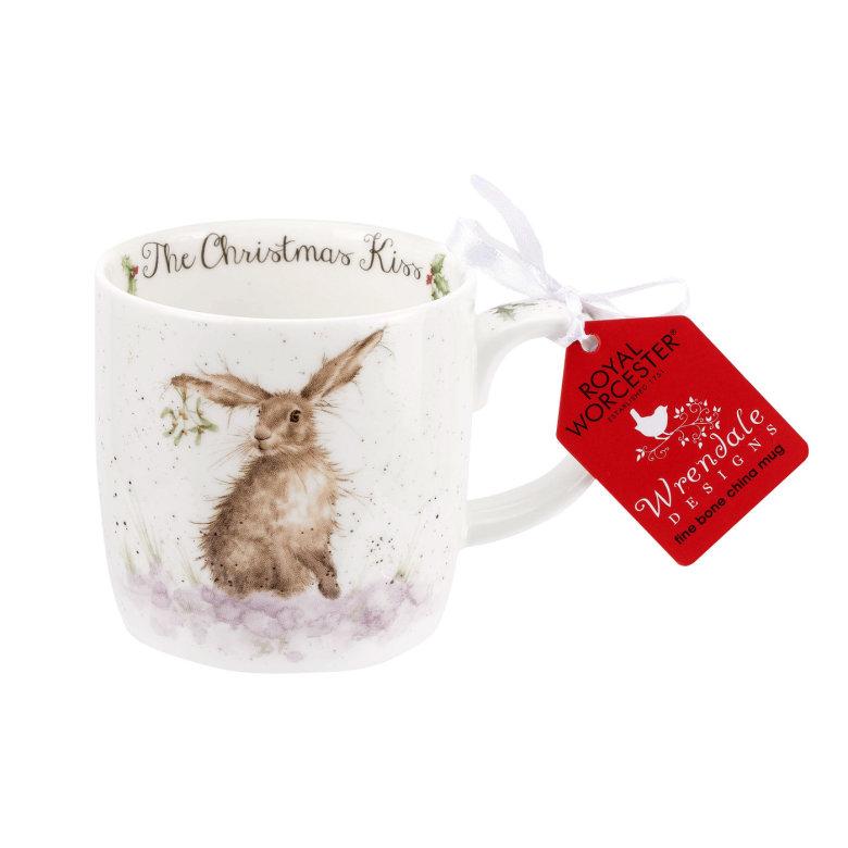 FBC Mugs The Christmas Kiss