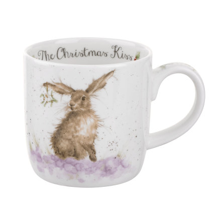 FBC Mugs The Christmas Kiss