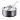 Hestan NonoBond Kastrull med lock 16cm / 1.4L