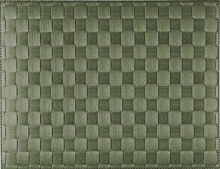 Bordstablett Mörk Olivgrön 30x40cm