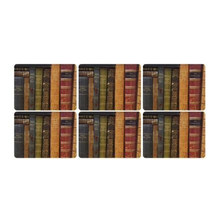 Archive Books Bordsunderlägg Small 6-pack
