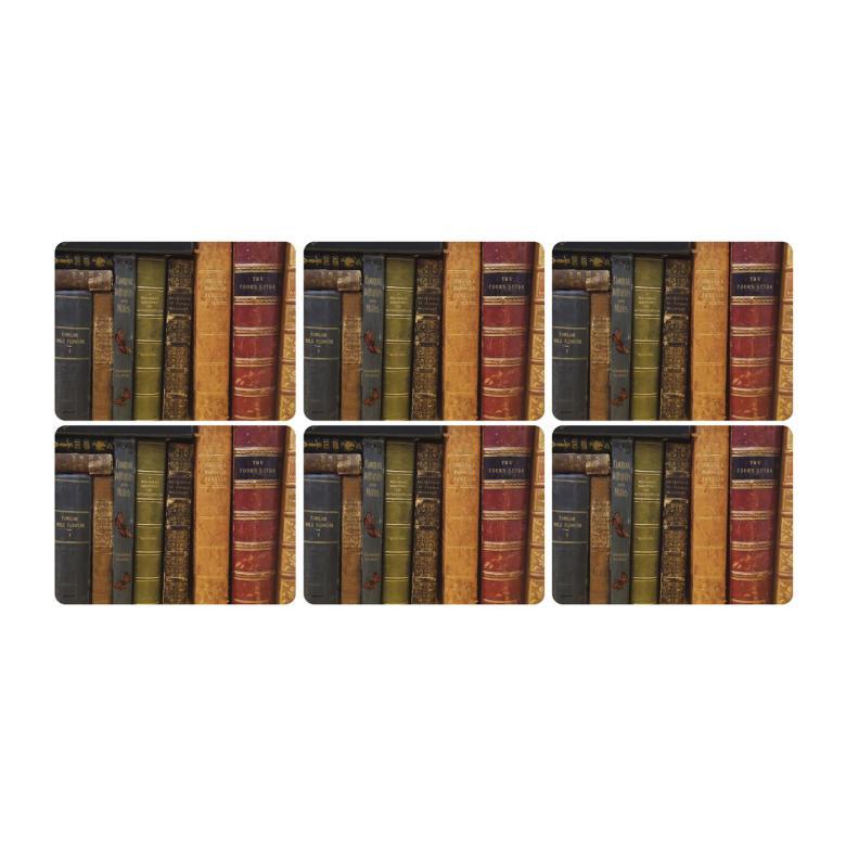 Archive Books Bordsunderlägg 6-pack