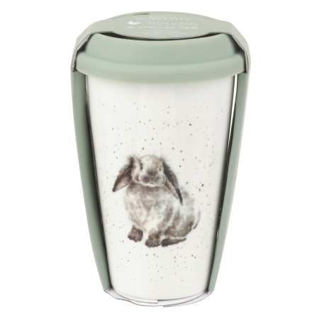 Wrendale Design To Go Mugg (Rabbit) 31cl