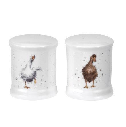 Wrendale Design Salt & Pepparkar (Ducks) 10,5cm
