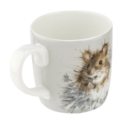 Wrendale Design Mugg Dandelion (mouse) 0.40L
