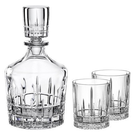 Perfect Serve Whisky Set 3del