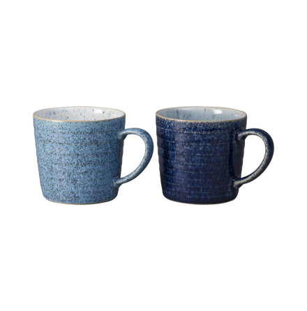 Studio Blue Mugg Set 40cl