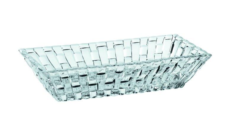 Bossa Nova Rektangulär skål 2-pack 17cm