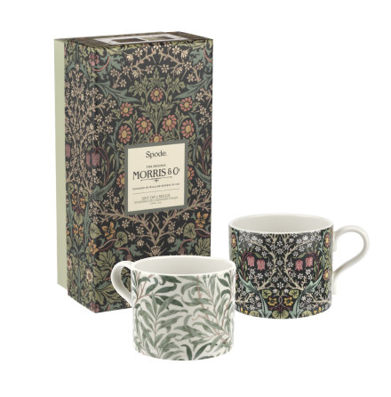 Morris & Co Muggar 2-pack Willow Bough & Blackthorn 0.34L