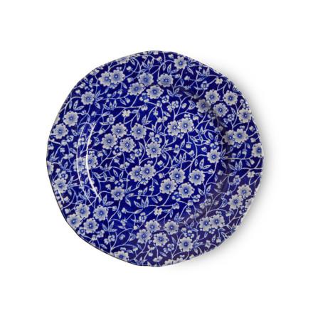 Blue Calico Tallrik 19cm