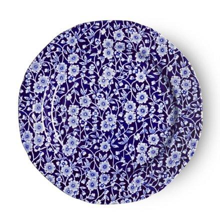 Blue Calico Tallrik 21,5cm
