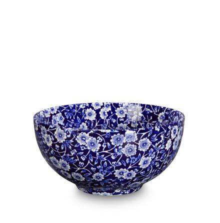 Blue Calico Chinese Skål 16cm