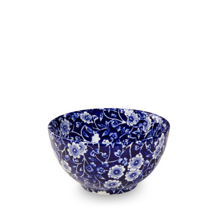 Blue Calico Sockerskål 9,5cm