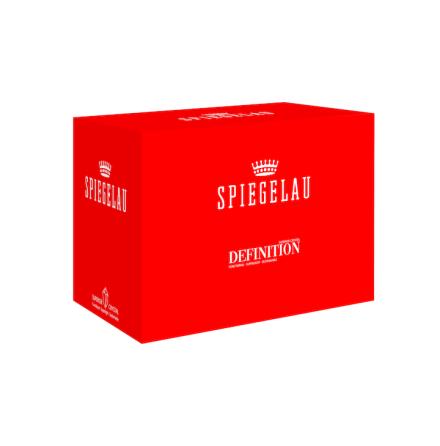 Definition Bordeauxglas 75cl 2-Pack