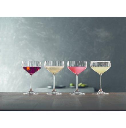 LifeStyle Coupetteglas 4-Pack