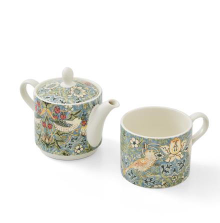 Morris & Co Tea for one - Strawberry Thief 0.28L