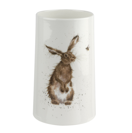 Wrendale Design Vas (Hare & Bee) 17cm