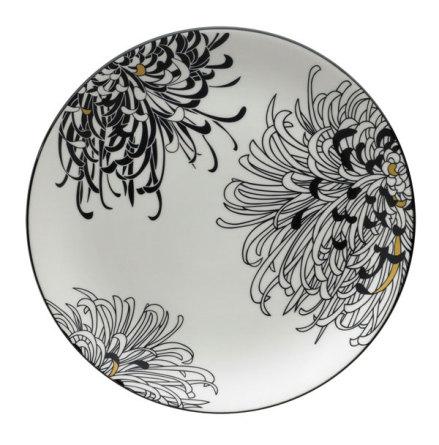 Chrysanthemum Uppläggningsfat