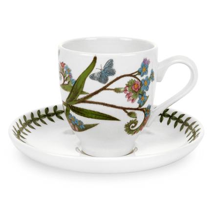 Botanic Garden Kaffekopp med fat
