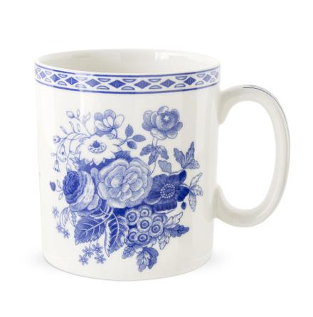 Blue Room Mugg - Blue Rose